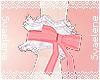 Meido ♥ Cuffs |Pink