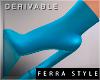 ~F~DRV Aira Boots