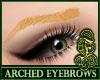 Arched Eyebrows Strawb