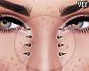 *V Nose Claws.
