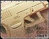 Glock 17 Gun Gold