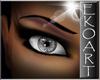 [E] Platinum Grey Eyes