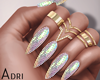 ~A: Crystal Nails