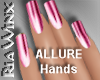 Wx:Sleek Allure BCA Pink
