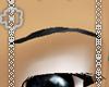 BB*Black Thin Eyebrows