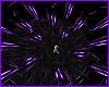 Purple Floor Light
