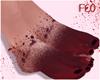 Bloody Mary Feet