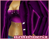 Amethyst Chinchilla Coat