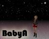 ~BA Snowy Black Night
