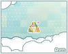 Floral Triforce - Badge