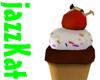 Mallow Cone Cherry