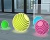 TX Pool Party Lanterns