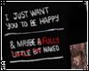 {S} BE HAPPY & NAKED