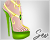 *S Peridot Shoes