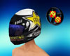 Rockstar Racer helmet