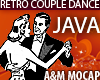 JAVA  Retro Couple Dance