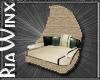 CP Patio Sofa Bed