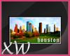 *XW*Houston (Sticker)