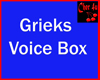 voice box greec