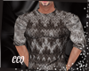 [CCQ]Mens Wool Sweater