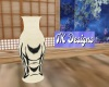 TK-Asian Bamboo Vase