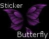 Purple Butterfly Lovers