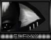 *F Skunk Ears