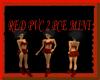 [FCS] Red PVC 2Pce Mini