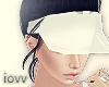 Iv-Visor WhitE