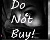 do not buy