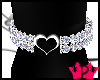 *P* Diamond Anklet