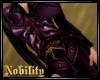 Vampire Warrior Purple