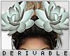 0 | Hair Flowers | Dev