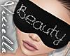 *V* Black Beauty Mask