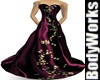 Sequined Ball Gown