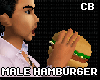 [CB] MALE Hamburger