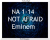 Not Afraid ~ Eminem