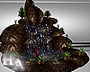 A~MESH FOUNTAIN/PLANTS