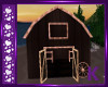 {K} Little Add On Barn
