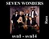 SEVEN WONDERS (trgrs)