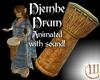 Djembe Drum - Female Av