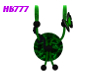 HB777 CE Butterly Sconce