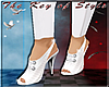 [Key] Dama Blanca Shoes