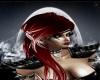 Fallen Hair Red