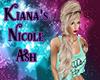 Kiana's Nicole Ash