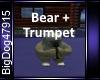 [BD]Bear+Trumpet