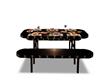 Brazen BBQ Table