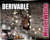 MRW|Deer Trophy Decor
