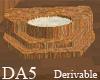(A) Wood Hottub