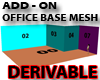 Extra Office Room Addon